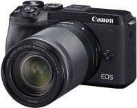 Фотоаппарат Canon EOS M6  II 15-45