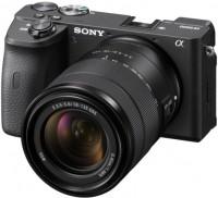 Фото - Фотоаппарат Sony A6600  kit 18-135