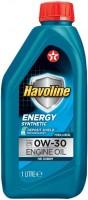 Моторное масло Texaco Havoline Energy 0W-30 1л