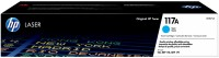 Картридж HP 117A W2071A