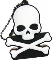Фото - USB Flash (флешка) Uniq Pirate Symbol Skull and Bones  16ГБ
