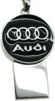 Фото - USB Flash (флешка) Uniq Slim Auto Ring Key Audi  16 ГБ