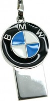 Фото - USB Flash (флешка) Uniq Slim Auto Ring Key BMW  64 ГБ