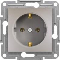Розетка Schneider Asfora EPH2900169 бронзовый