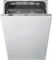 Встраиваемая посудомоечная машина Whirlpool WSIO 3T223 PCE X