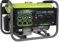 Электрогенератор Konner&Sohnen Basic KSB 3500C