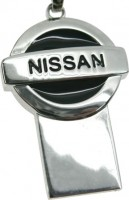 Фото - USB Flash (флешка) Uniq Slim Auto Ring Key Nissan  32 ГБ