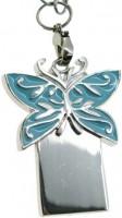 Фото - USB Flash (флешка) Uniq Slim Butterfly  64ГБ