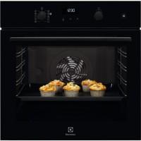 Духовой шкаф Electrolux SteamBake LOD 6C71Z черный