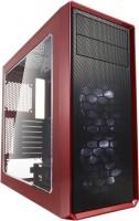 Фото - Корпус (системный блок) Fractal Design FOCUS G красный