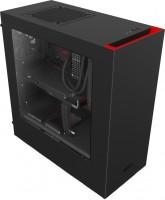 Фото - Корпус (системный блок) NZXT S340 красный