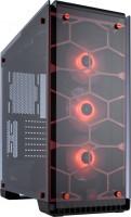 Фото - Корпус (системный блок) Corsair Crystal 570X RGB красный