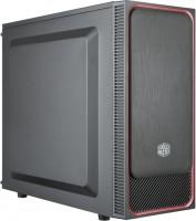 Фото - Корпус (системный блок) Cooler Master MasterBox E500L красный