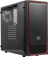 Фото - Корпус (системный блок) Cooler Master MasterBox E500L Window красный