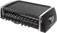Электрогриль ViLgrand V1507GB черный