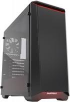 Фото - Корпус (системный блок) Phanteks Eclipse P400 Tempered Glass Special Edition красный