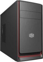 Фото - Корпус (системный блок) Cooler Master MasterBox E300L красный
