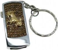 Фото - USB Flash (флешка) Uniq Zodiak Crystal Capricorn  16 ГБ