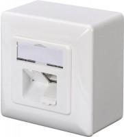 Розетка Digitus DN-9006-N белый