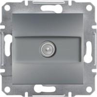 Розетка Schneider Asfora EPH3200362 серый