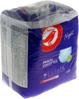 Подгузники Auchan Night Pants L / 10 pcs