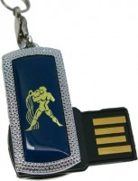 Фото - USB Flash (флешка) Uniq Zodiak Mini Aquarius  32ГБ
