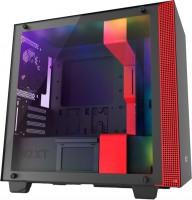 Фото - Корпус (системный блок) NZXT H400i красный