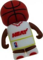Фото - USB Flash (флешка) Uniq Basketball Uniform Heat Player 3.0  16ГБ