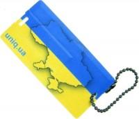 Фото - USB Flash (флешка) Uniq Business Card Flag Of Ukraine  64ГБ
