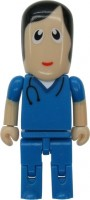 Фото - USB Flash (флешка) Uniq Heroes Male Nurse in Blue  32 ГБ