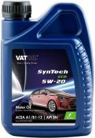 Моторное масло VatOil SynTech ECO 5W-20 1л