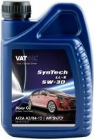 Моторное масло VatOil SynTech LL-X 5W-30 1л
