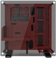 Фото - Корпус (системный блок) Thermaltake Core P3 TG красный