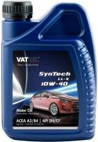 Моторное масло VatOil SynTech LL-X 10W-40 1л
