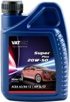Моторное масло VatOil Super Plus 20W-50 1L 1л
