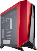Фото - Корпус (системный блок) Corsair Carbide SPEC-OMEGA TG красный