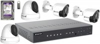 Комплект видеонаблюдения Balter KIT 2MP 2Dome 2Bullet