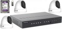 Комплект видеонаблюдения Balter KIT 2MP 3Dome
