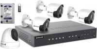 Комплект видеонаблюдения Balter KIT 5MP 1Dome 3Bullet