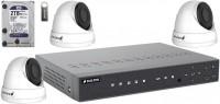 Фото - Комплект видеонаблюдения Balter KIT 5MP 3Dome