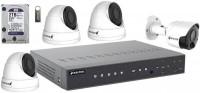 Комплект видеонаблюдения Balter KIT 5MP 3Dome 1Bullet