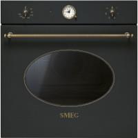 Фото - Духовой шкаф Smeg SF800AO графит