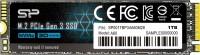 SSD Silicon Power P34A60 M.2 SP001TBP34A60M28 1ТБ