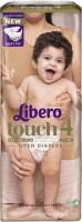 Подгузники Libero Touch Open 4 / 46 pcs