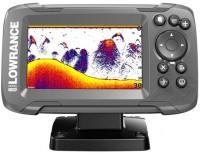 Эхолот (картплоттер) Lowrance Hook2 4x GPS Bullet Plotter CE