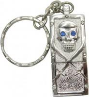 Фото - USB Flash (флешка) Uniq Silver Pirate Symbolism  64ГБ