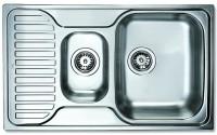 Кухонная мойка Teka Princess 1 1/2B 1/2D 800x500мм