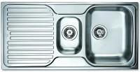 Кухонная мойка Teka Princess 1 1/2B 1D 1000x500мм
