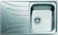 Кухонная мойка Teka Universo 1B 1D 79 790x500мм