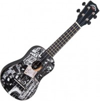 Гитара JHS CVUK3